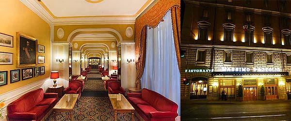 Massimo d'Azeglio Hotel